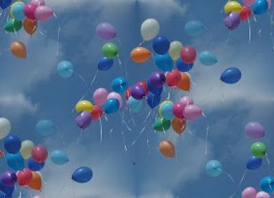 Budzenie umysłu - dzień po dniu: Balon