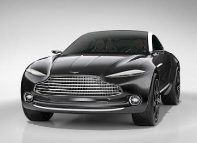Nowy SUV na rynku - Aston Martin