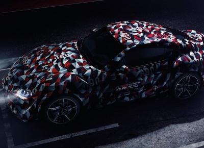 Toyota Supra - Z kim może konkurować?