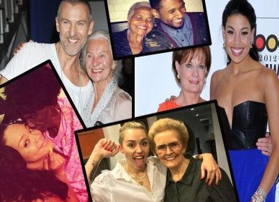 Te znane gwiazdy są babciami!