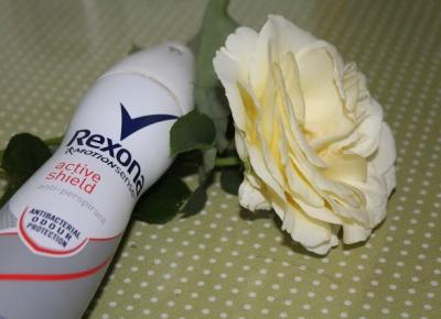 Rexona Active Shield | Recenzja