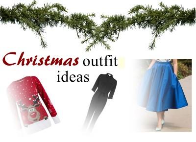 5 Christmas outfit ideas for her | 5 Świątecznych stylizacji dla niej