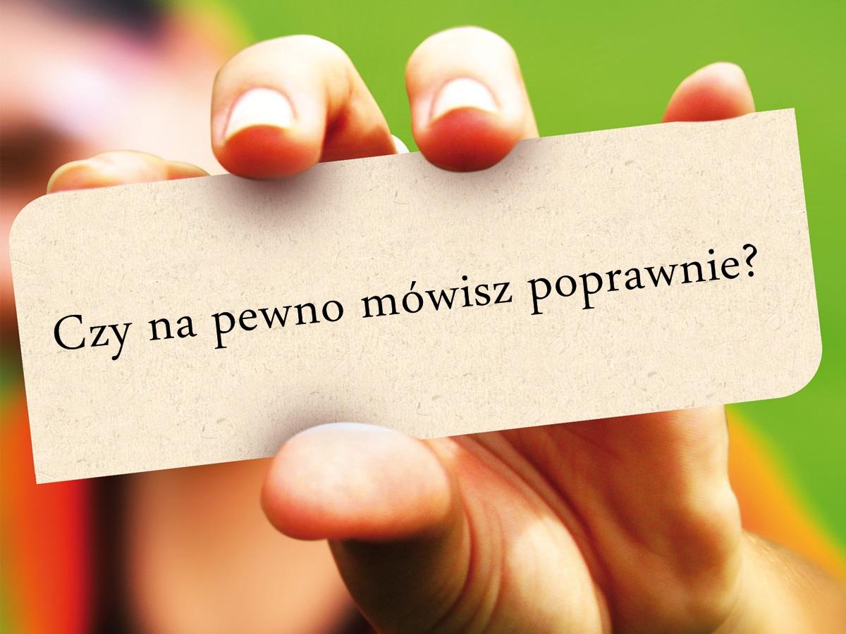 Kartka Strony: Język polski bardzo trudna...#1
