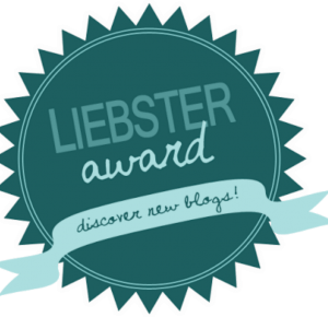 Kartka Strony: Liebster Blog Award