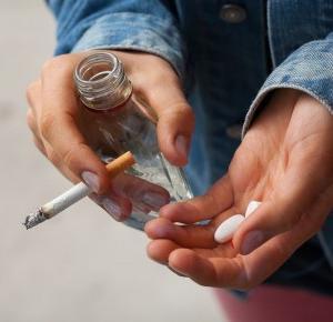 Kartka Strony: Uzależnienia