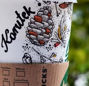 Karutek blog: DIY #PSL by Starbucks