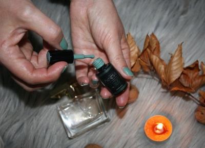 Neess zielona nuta 7593 i jesień tez może być zielona :) - Uroda, kosmetyki, makijaż w glowlifestyle.pl