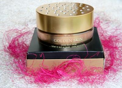 Etree Belle Golden Skin - luksus, przepych i bogactwo składników ;). - Uroda, kosmetyki, makijaż w glowlifestyle.pl