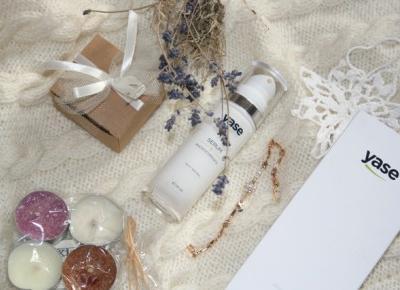 Yase Serum z ekstraktem z rodochrozytu - organiczne i wegańskie :) - Uroda, kosmetyki, makijaż w glowlifestyle.pl