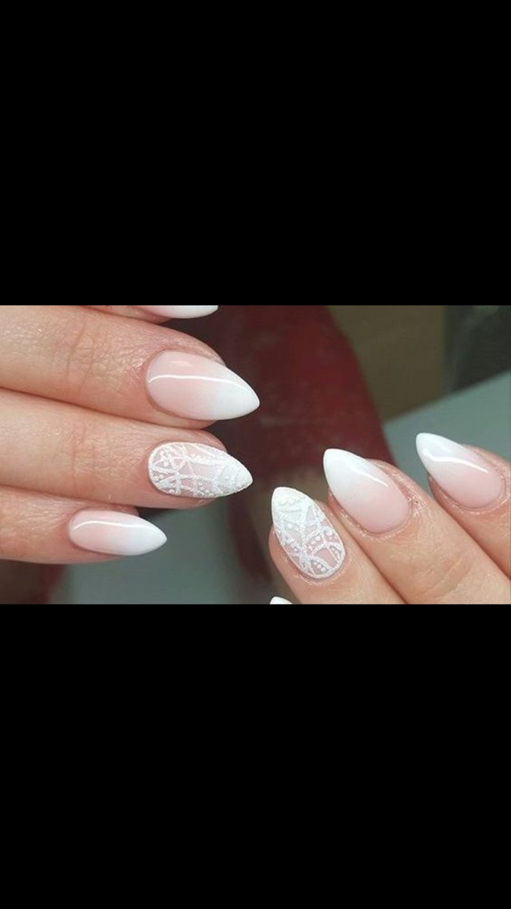 Propozycje manicure ślubnego