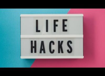 7 sprawdzonych life hacks na lato
