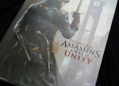 Prezent bez okazji | Oficjalny album Assasin's Creed Unity