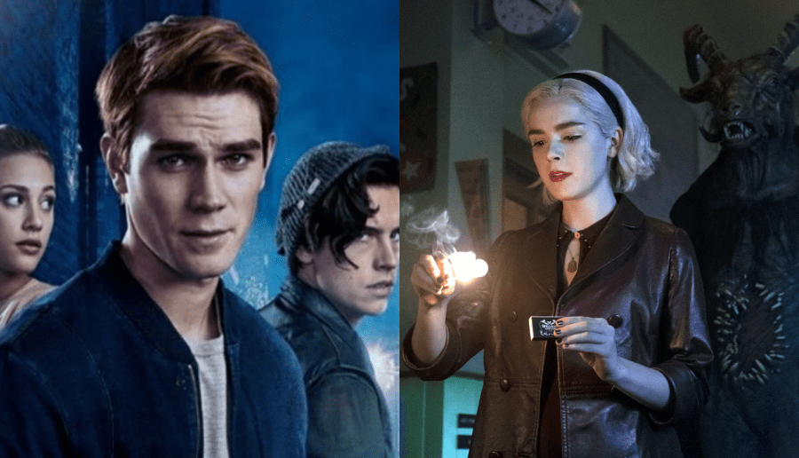 Bohaterowie Riverdale i Chilling Adventures of Sabrina w jednym serialu? To możliwe