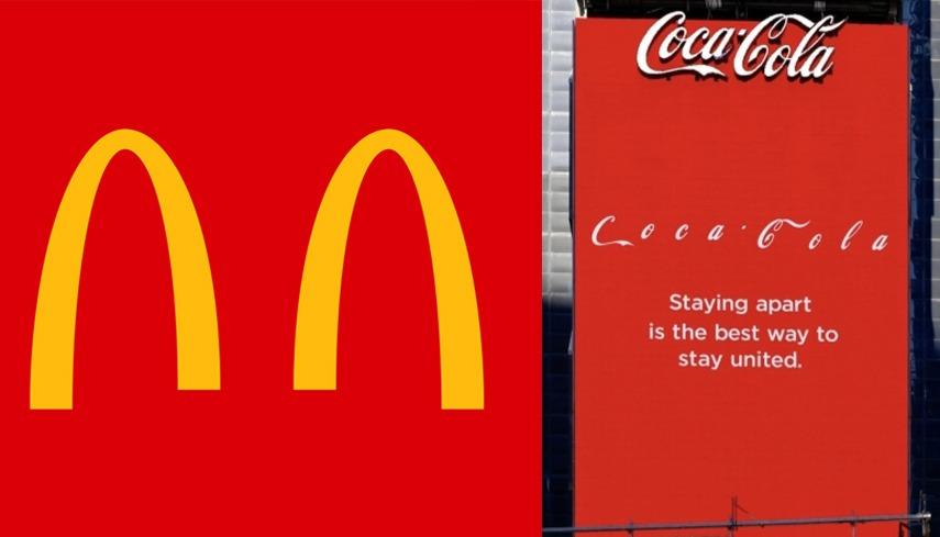 Znane marki zmieniają logo, by zwrócić uwagę na ważną kwestię