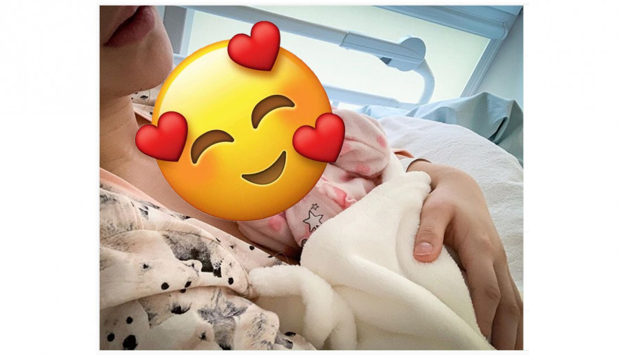 Sylwia Przybysz już urodziła!