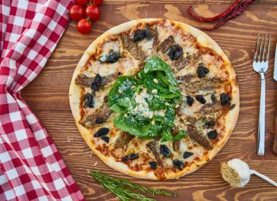 Popularna sieć wprowadza do oferty pizzę z roślinnym