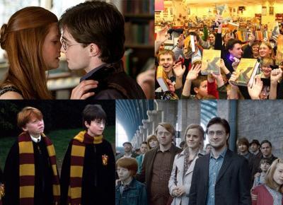 15 faktów o sadze Harry'ego Pottera. To już 20 lat od premiery polskiego wydania