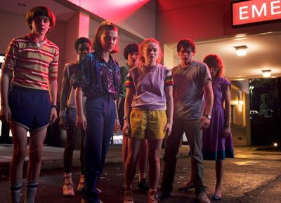 Stranger Things nie skończy się na czwartym sezonie