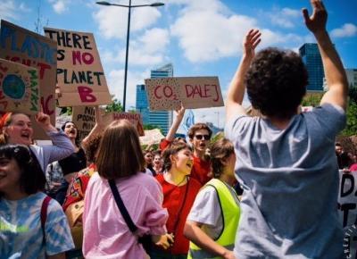 Młodzieżowy Strajk Klimatyczny. Uczniowie znów wyjdą na ulice