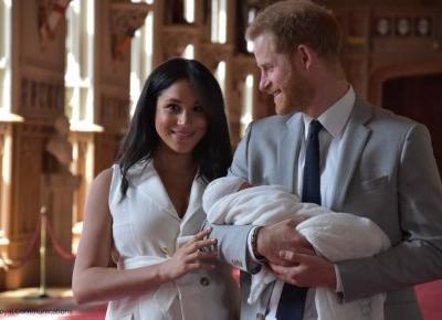 Imię syna książęcej pary jest już znane. Brzmi uroczo?