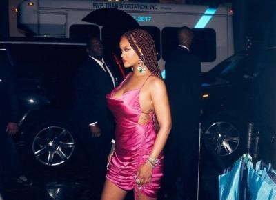 Rihanna wspiera ruch body positive. W jej kampanii występuje nietypowa modelka
