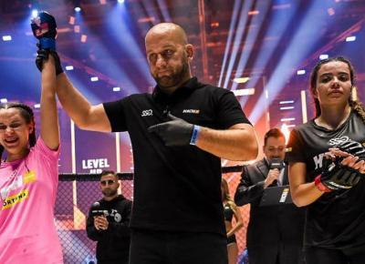 NATSU nie zatrzyma wynagrodzenia za walkę MMA. Pieniądze trafią gdzie indziej