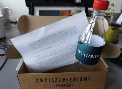 Dlaczego Coca-Cola wysłała puste butelki do influencerów? Im się to nie spodobało