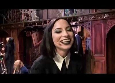 Rodzina Addamsów - próba dla mediów w Teatrze Syrena w Warszawie