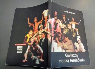Biblioteka Krystyny prezentuje: Gwiazdy noszą tenisówki