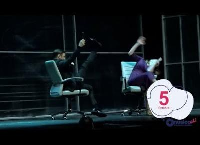 5 pytań o... next to normal - musical Teatru Syrena