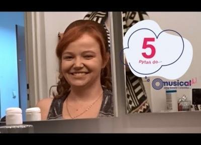 5 pytań do... Magdaleny Placek - Boryń