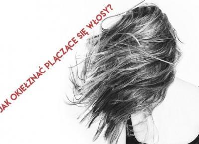 Simply about Hair - blog o włosach i fryzjerstwie | # blog włosy fryzjerstwo: Jak poradzić sobie z plączącymi włosami? - 5 wskazówek