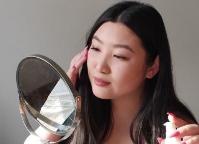 Azjatycka pielęgnacja oczami Chinki