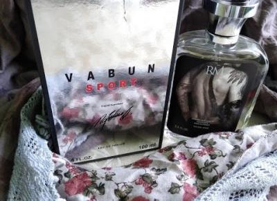 Kosmetyczny Świat Strzałeczki- receznje i testy kosmetyków: Pefrumy VABUN - mój prezent na Walentynki dla męża