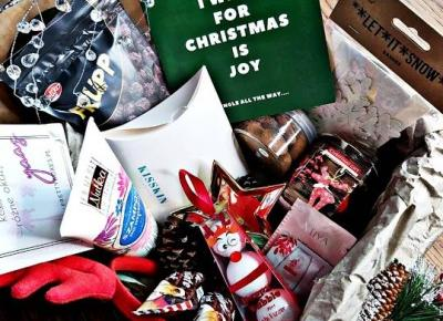 zaStrzałką: Jingle Bells - Box wypełniony świąteczną aurą od Joy Box