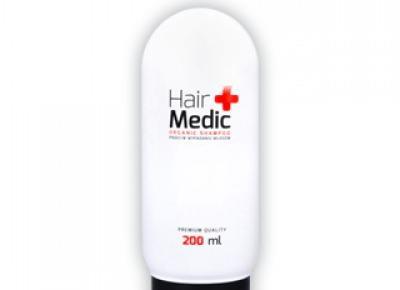 Kosmetyczny Świat Strzałeczki- receznje i testy kosmetyków: Hair Medic Plus - szampon wielozadaniowy
