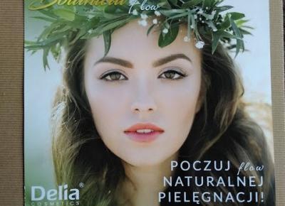zaStrzałką: nowa seria kosmetyków Dealia- Botanical flow