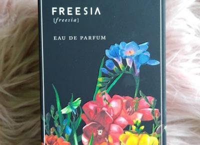 Kosmetyczny Świat Strzałeczki- receznje i testy kosmetyków: NOU  FREESIA - zapach ogrodu pełnego kwiatów