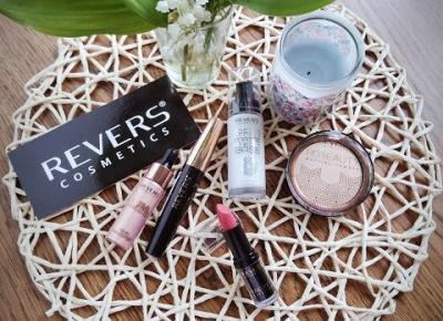 zaStrzałką: Kolejne kosmetyki od Revers Cosmetics
