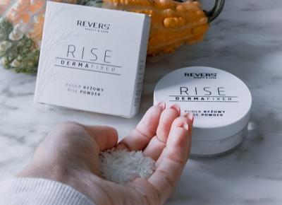 zaStrzałką: Revers Cosmetics testowania ciąg dalszy