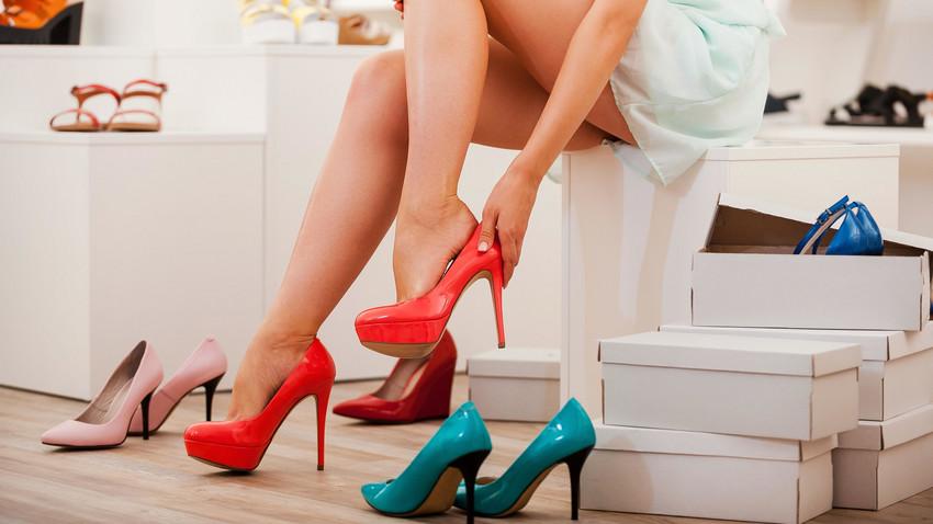 Idealne buty bez mierzenia