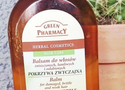 Balsam do włosów Green Pharmacy