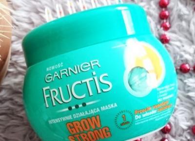 Maska do włosów Fructis Grow Strong