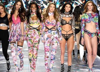 Victoria's Secret zachwyca! Uwaga! Sexy zdjęcia!