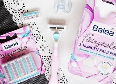 Maszynka do golenia Balea Fairytale