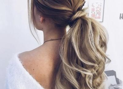 12 TOP fryzur typu 'kok'
