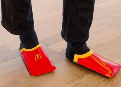 McDonald's wyprodukuje buty?