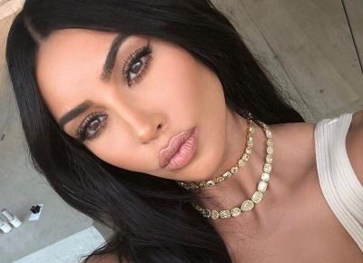 Kim Kardashian zmieniła fryzurę?
