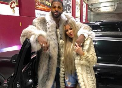 Khloe Kardashian i Tristan Thompson znowu razem!