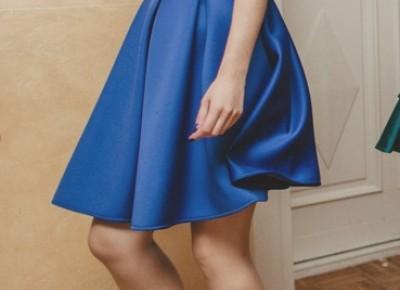 Piankowa sukienka Vubu